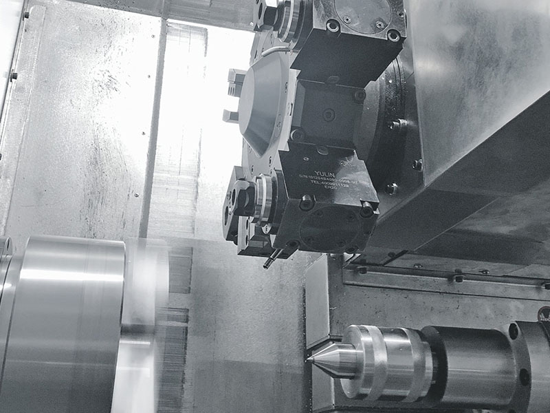 product-SNK-550Y cnc lathe with turret and tailstock technical parameter-SNK-img
