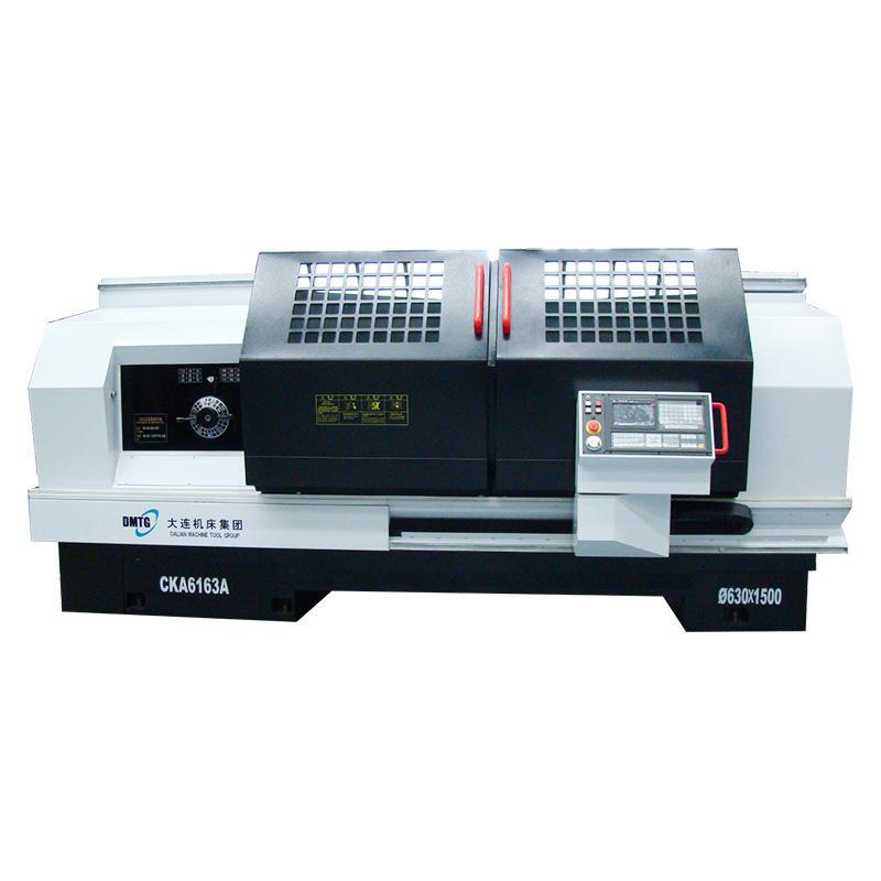 CKA6163A, CKA6180A, CKA61100A Flatbed CNC lathe