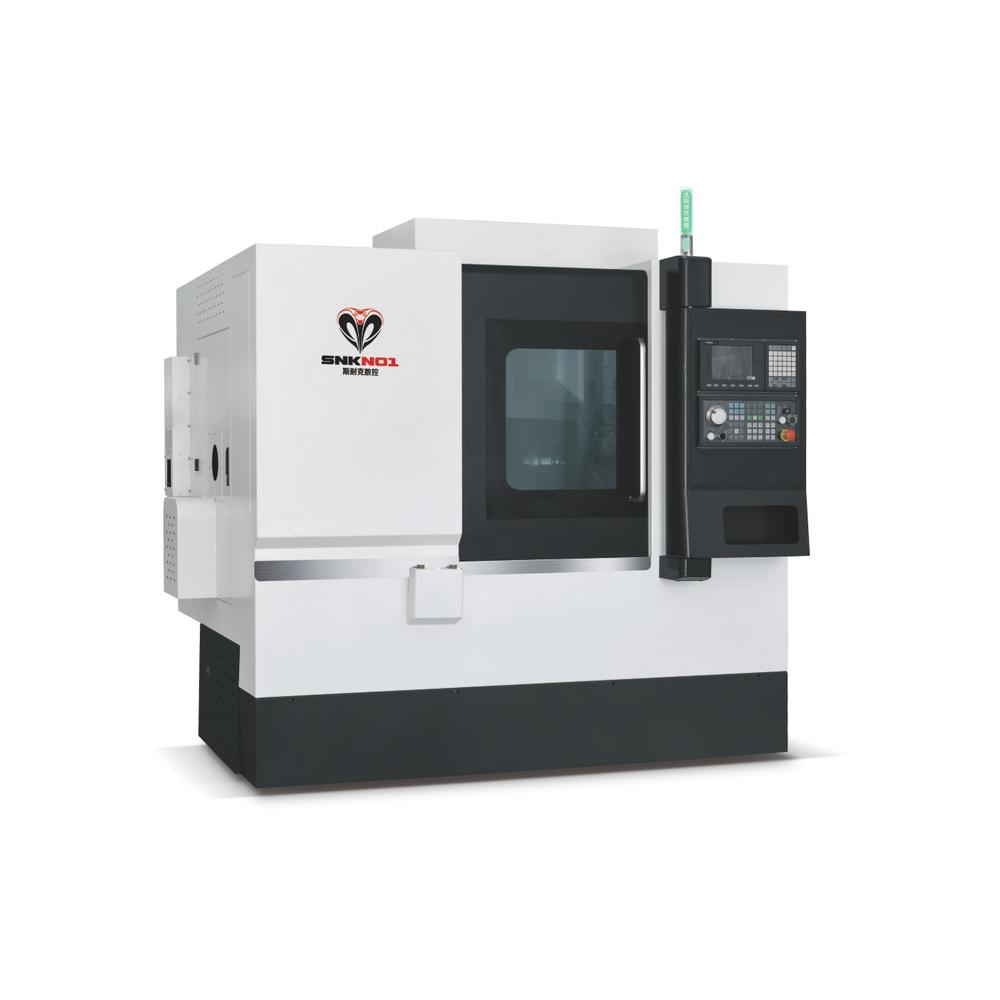 Y-AXIS POWER HEARD CUTTER TOWER CNC LATHE MACHINE SNK-46DTY