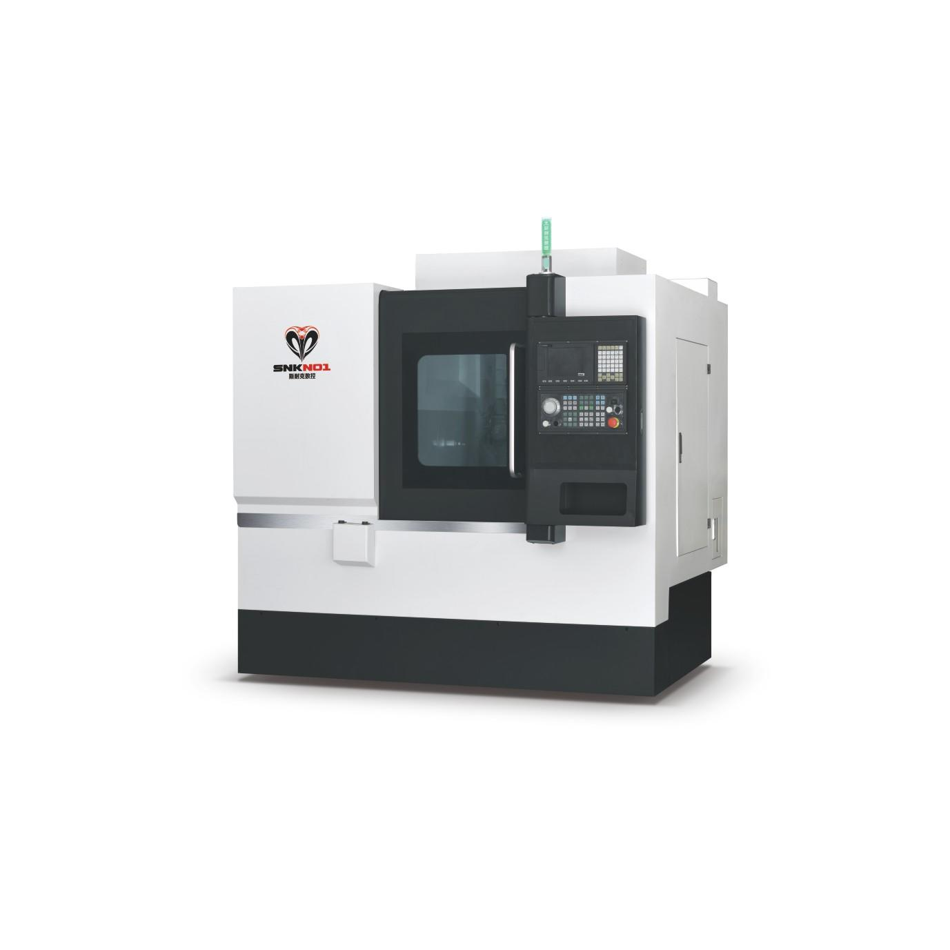 Y-AXIS POWER HEAD CNC LATHE MACHINE SNK-46TY