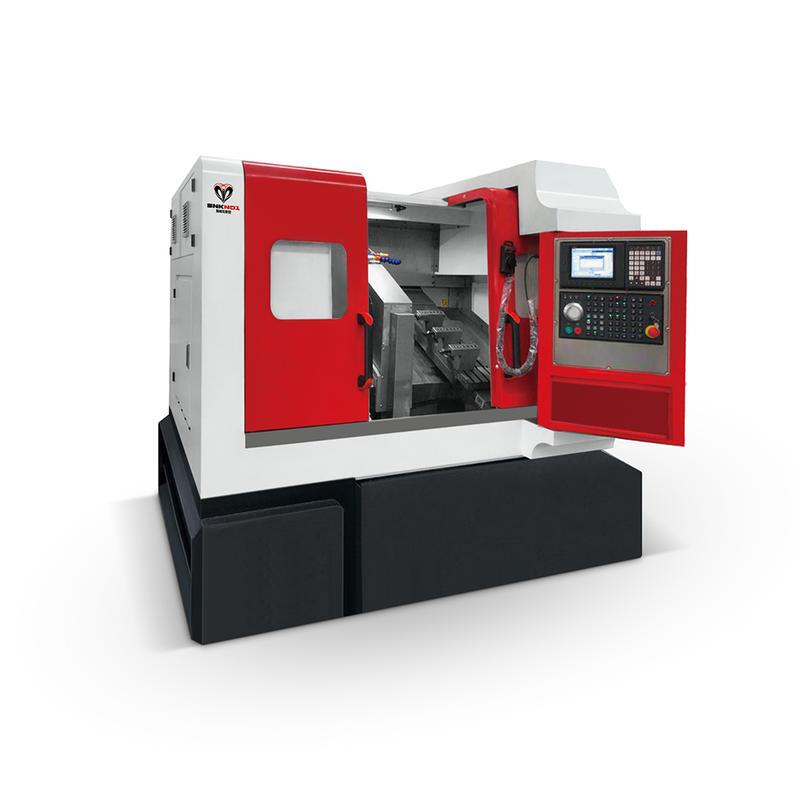 CNC High speed Double-headed CNC lathe machine SNK-J72P/SNK-J130P