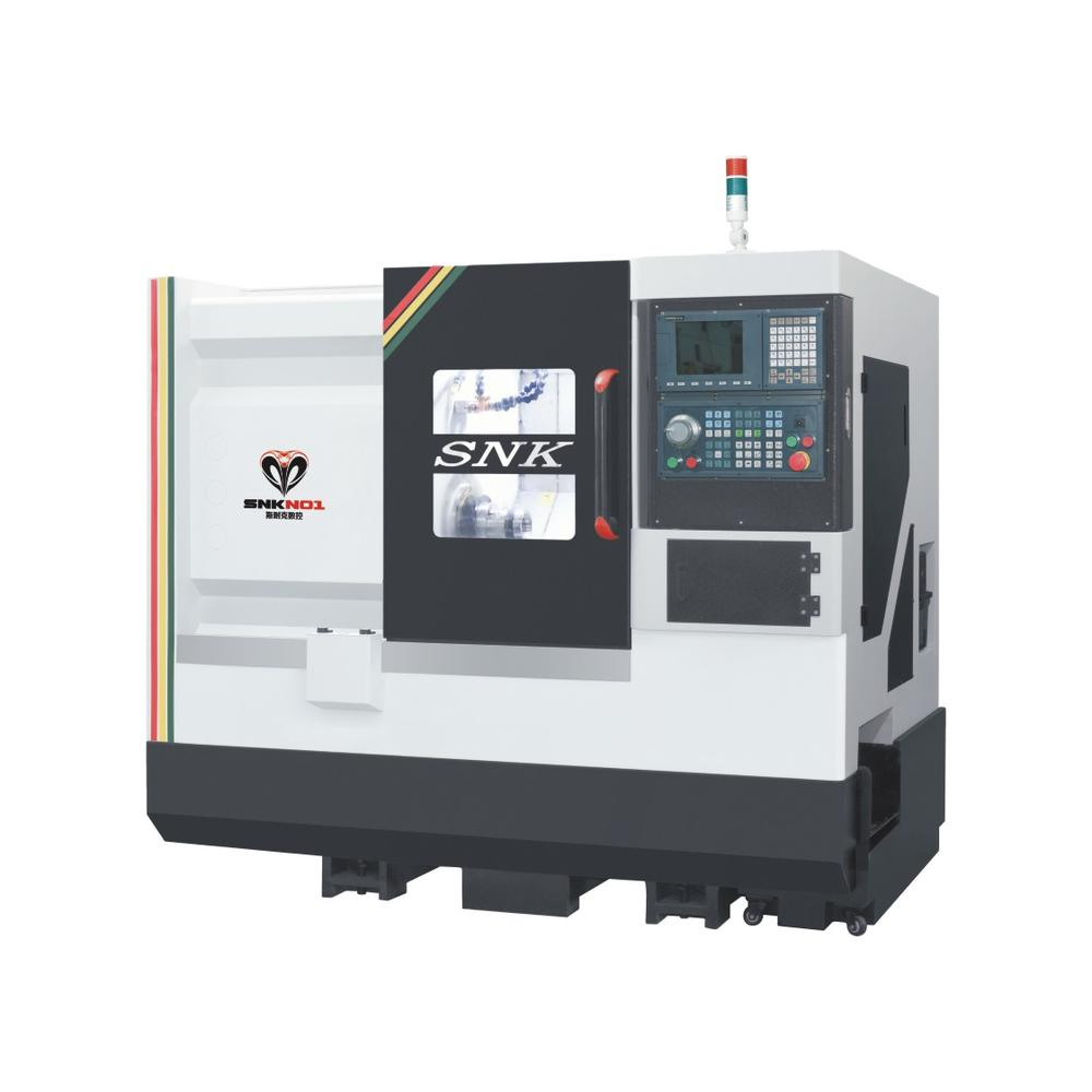 Square cnc lathe machine technical parameter SNK-46F