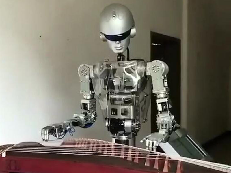 Robot display