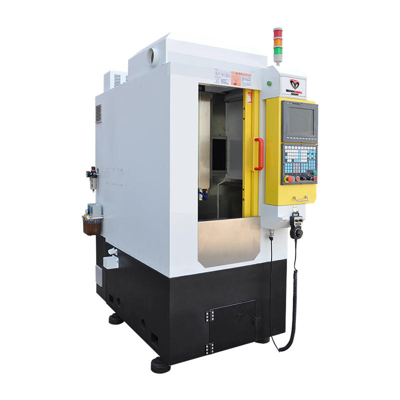 CNC Five-axes jewelry inlay and milling CNC lathe machining center SNK-5-400T