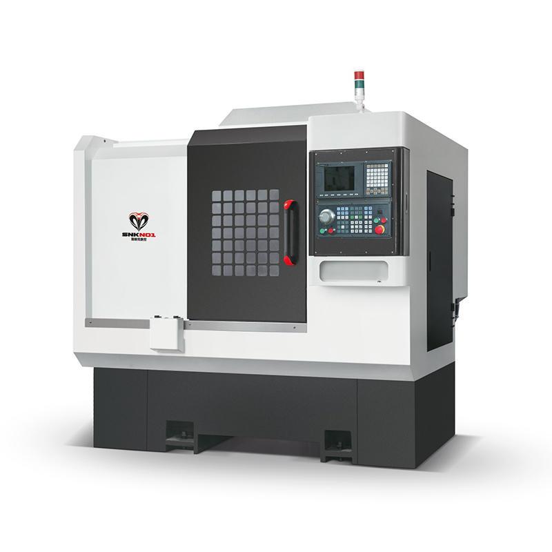 Y-AXIS POWER HEAD CNC LATHE MACHINE SNK-46TY