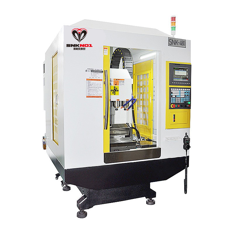 SNK-Engraving Five-axis Carving And Milling Cnc Lathe Machining Center