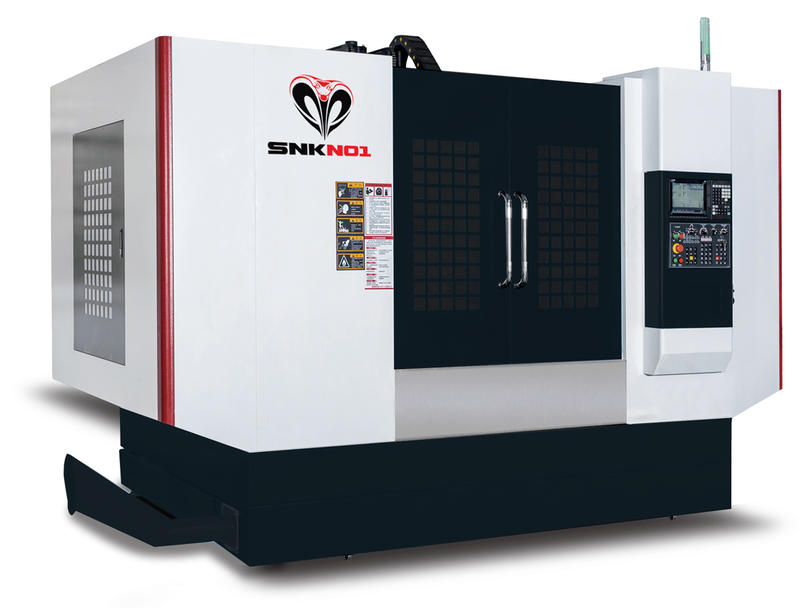CNC MACHINING CENTER Metal Milling Machine SNK-1370B