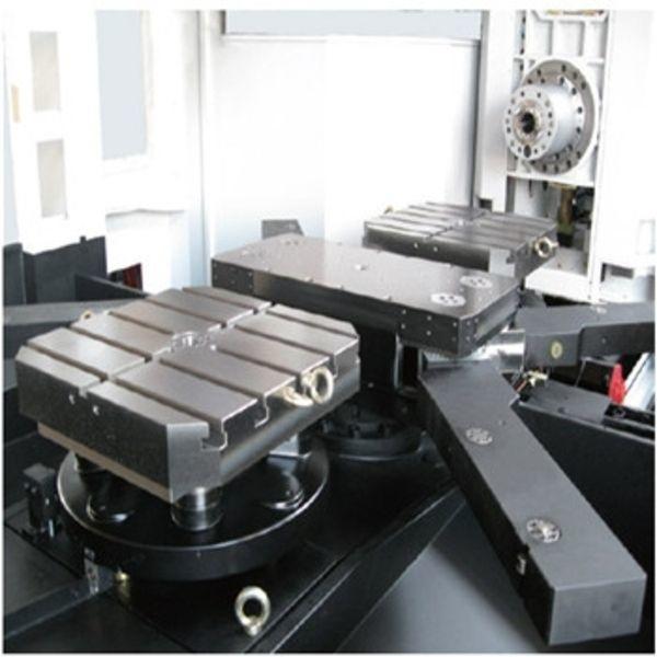 CNC HORIZONTAL MACHINING CENTER Lathe Machine SNK-1208
